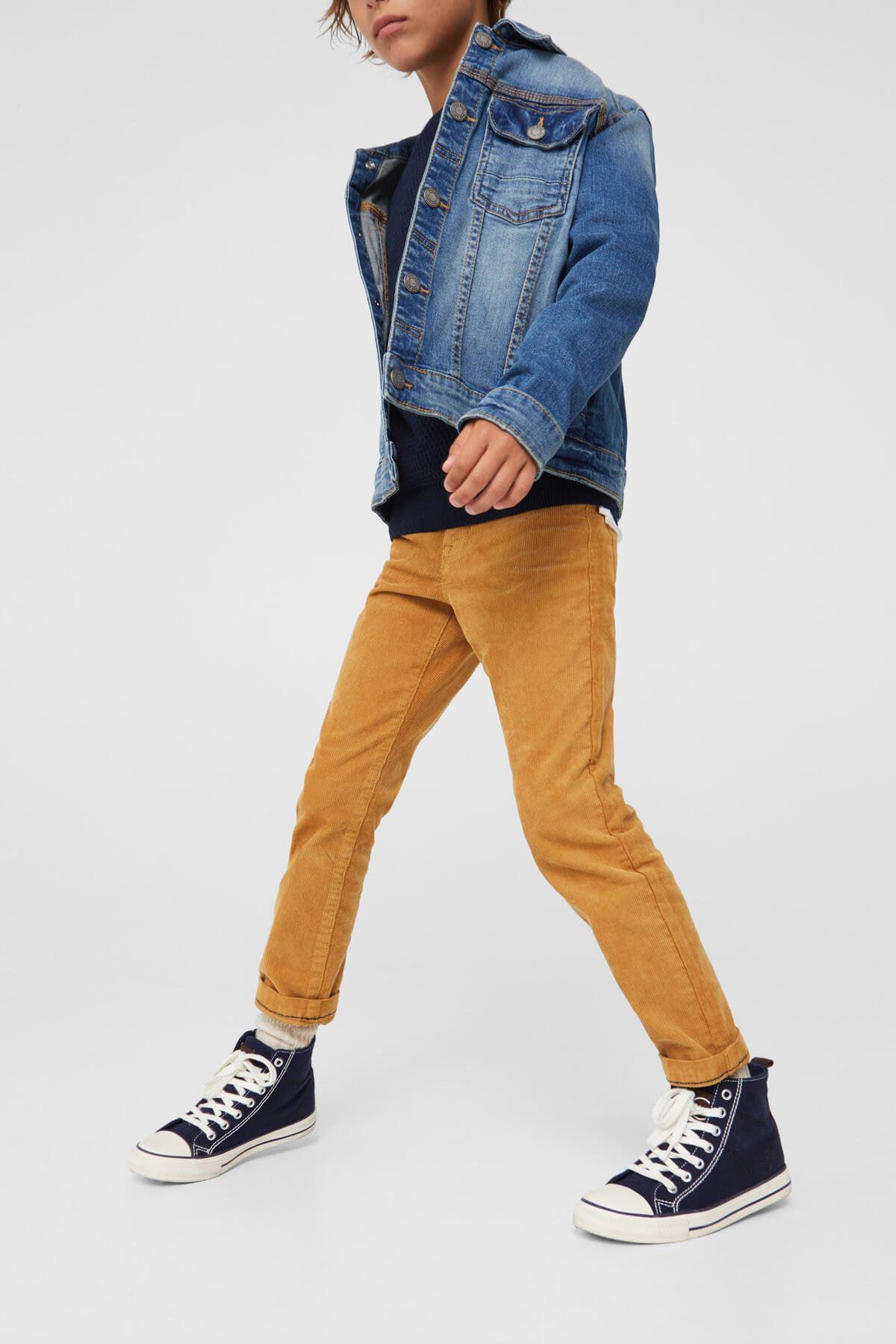 Hardal  Erkek Çocuk Pantolon