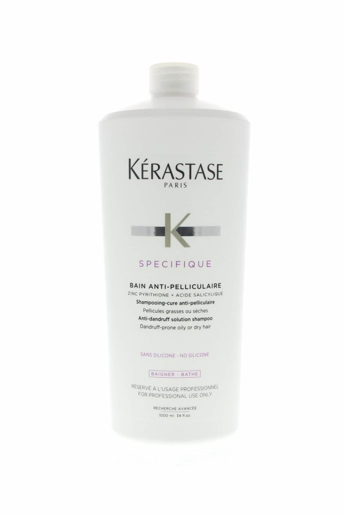Yağlı ve Kepekli Saçlar Arındırıcı Şampuan 1000 ml