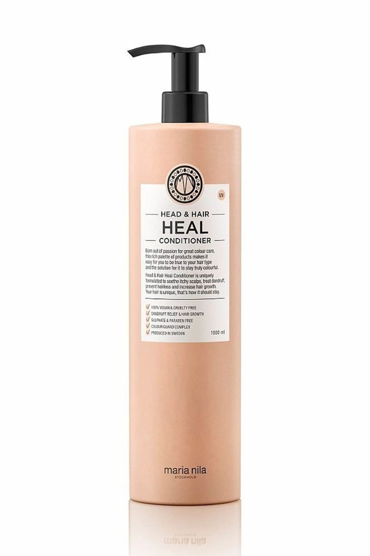 Head & Hair Heal Boyalı Saç Bakım Kremi 1000 ml