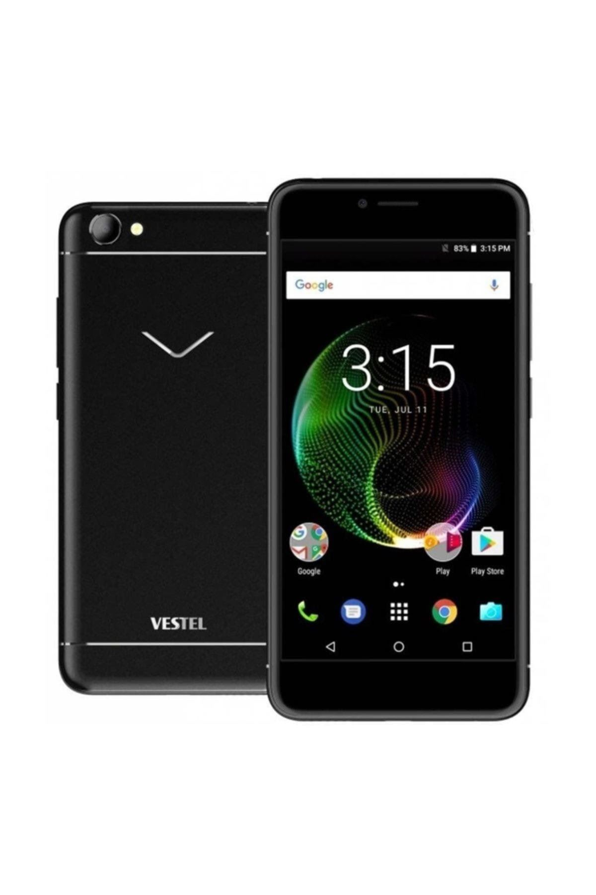 Venüs E3 16GB Siyah Cep Telefonu