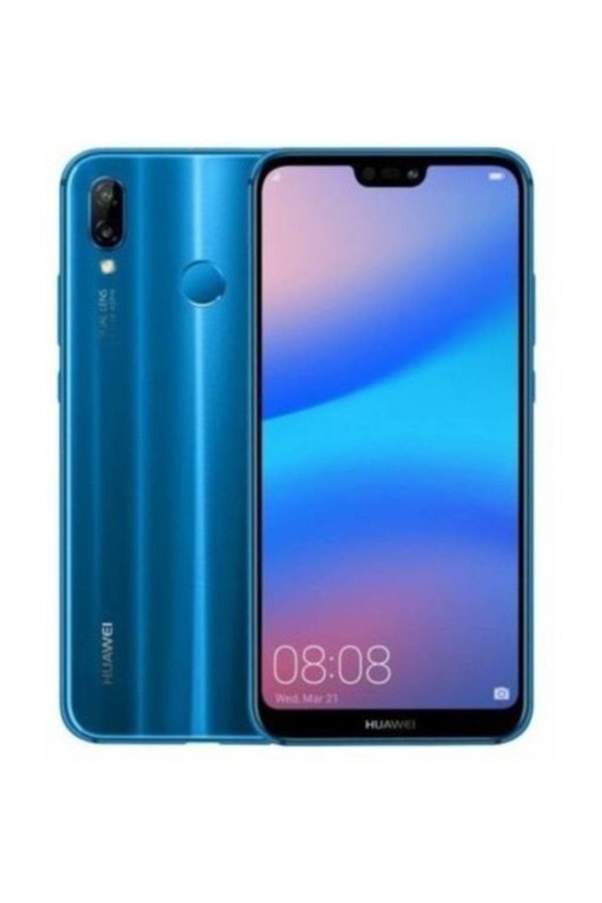 Huawei P20 Lite 64GB Mavi Cep Telefonu