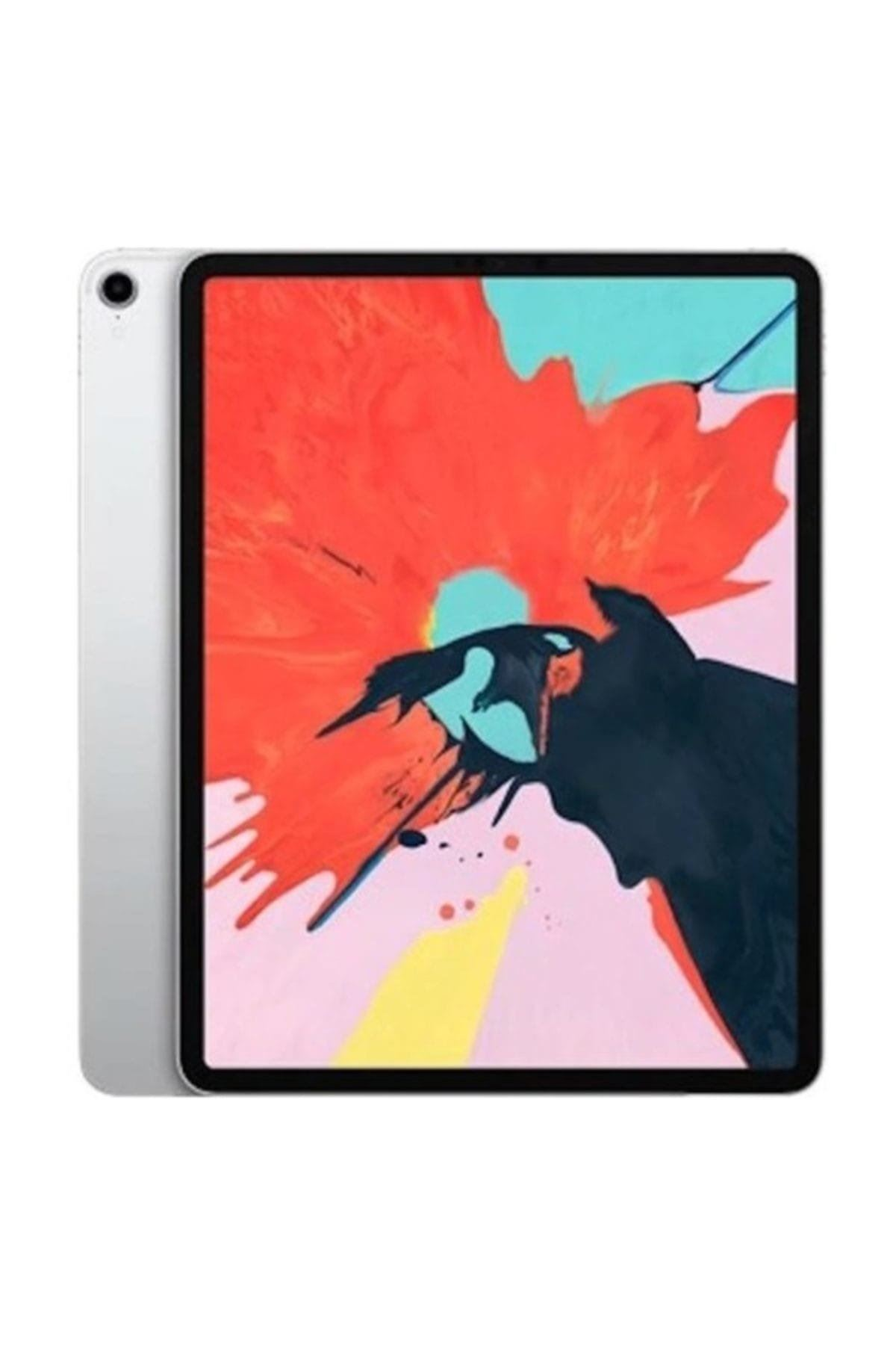 "Apple 12,9"" Yeni iPad Pro Wi-Fi 512GB MTFQ2TU/A Tablet - Silver"