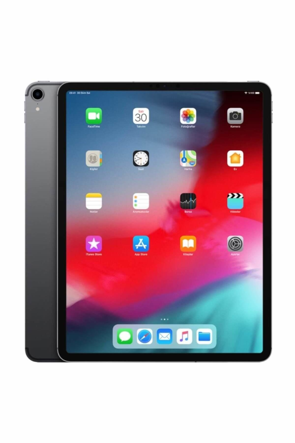"Apple Yeni iPad Pro Wi-Fi 256GB 12.9"" Tablet - Gümüş"